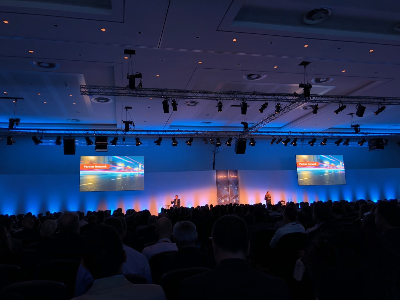 Gartner Supply Chain Executive Conference London 1