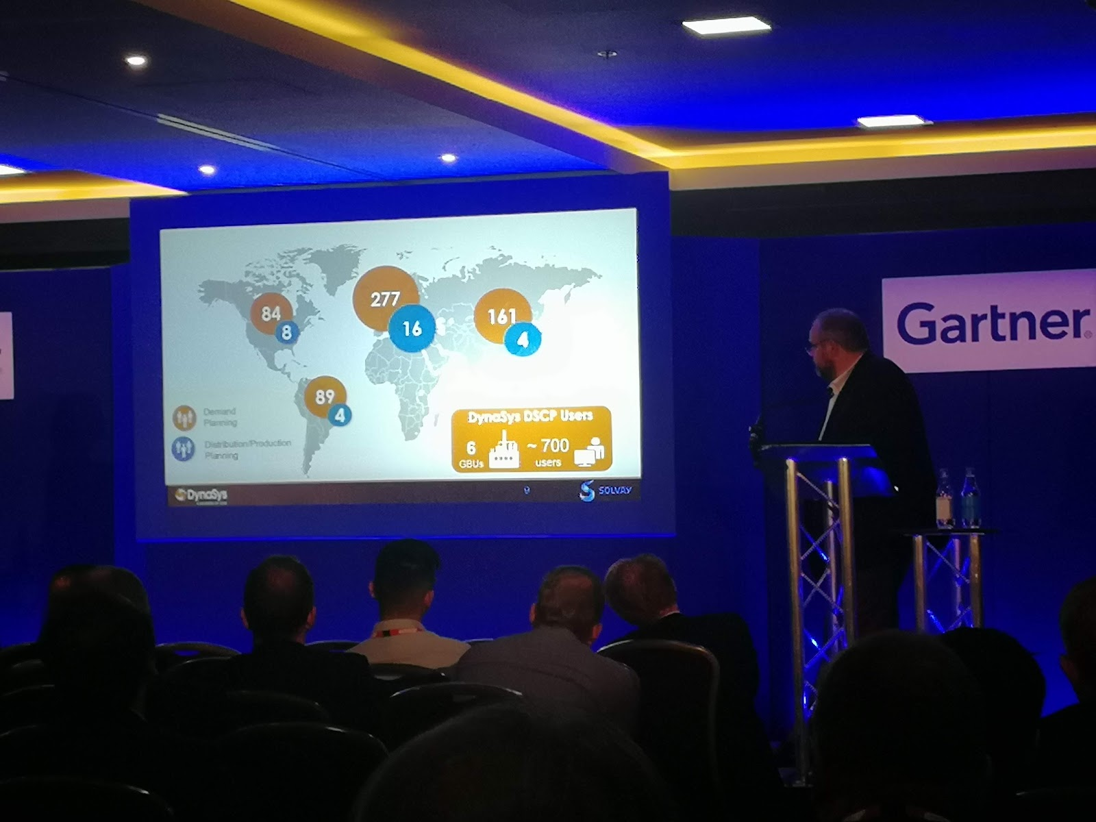 Gartner Supply Chain Executive Conference London 3