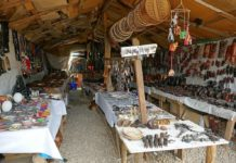Namibia Wooden Souvenir Blog Article