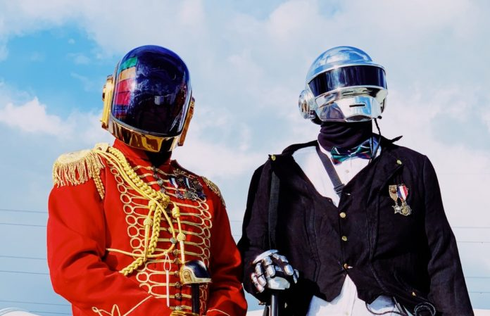 Daft Punk Machine Learning Blog Article