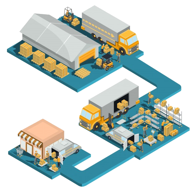 DD Uses Forecasts to Configure and Size the Supply Chain