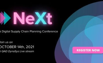 NeXt digital supply chain planning conference